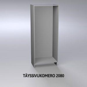 Täyssivukomero 2080 runko