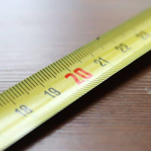 Ovien ja etusarjojen mittaaminen