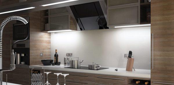 PowerLine In LED-palkki asennus