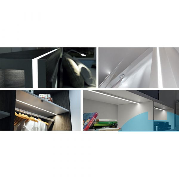 Channelline LED profiili