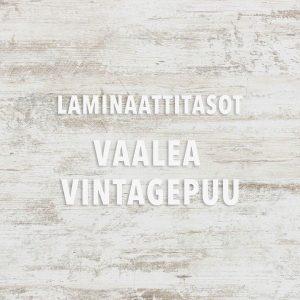 Laminaattitaso Vaalea vintagepuu