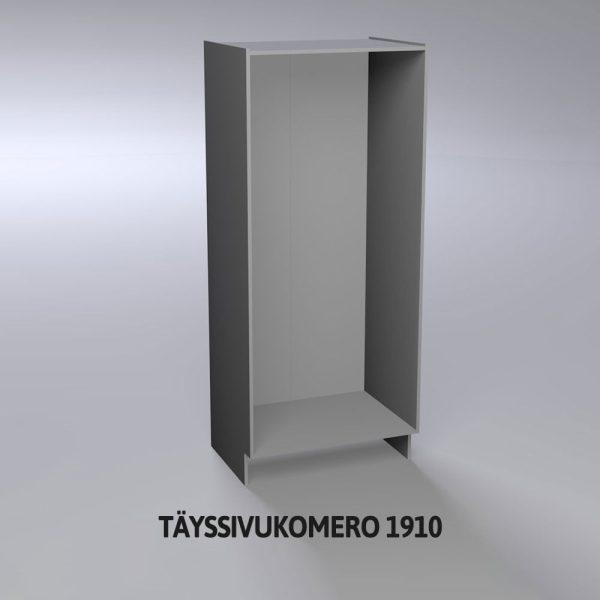Täyssivukomero 1910 runko